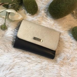 Nine West Cowhide Wallet